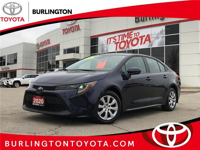 2020 Toyota Corolla  (Stk: U11418) in Burlington - Image 1 of 19