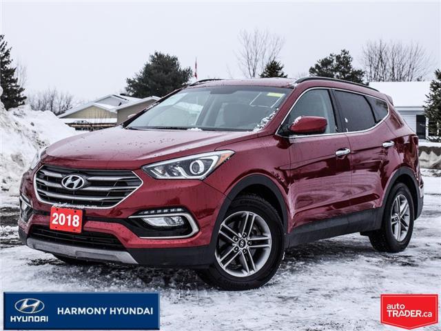 2018 Hyundai Santa Fe Sport 2.4 Base (Stk: P809A) in Rockland - Image 1 of 27