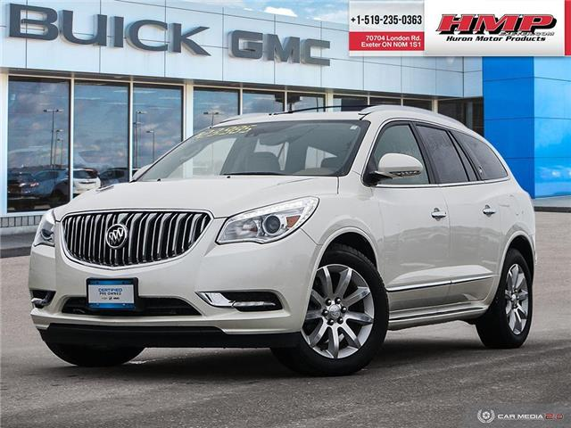 2015 Buick Enclave Premium (Stk: 66744) in Exeter - Image 1 of 27