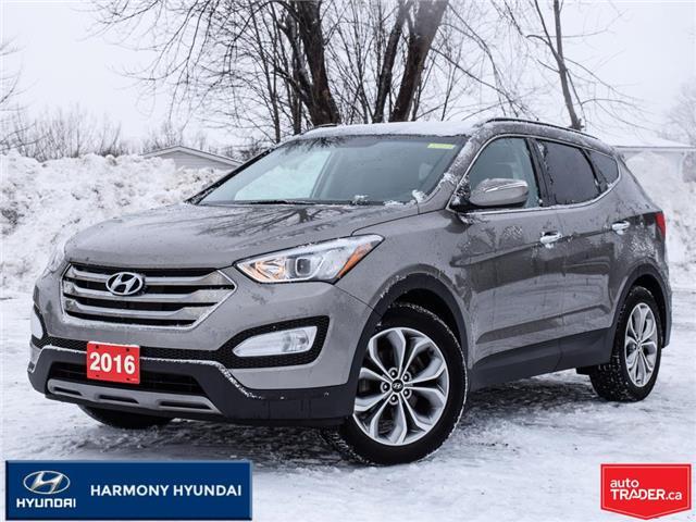 2016 Hyundai Santa Fe Sport  (Stk: 20420A) in Rockland - Image 1 of 30