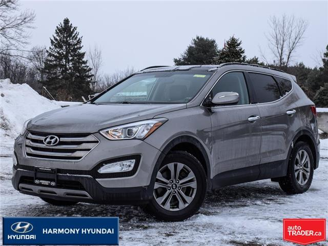2016 Hyundai Santa Fe Sport 2.4 Luxury (Stk: 20293A) in Rockland - Image 1 of 29