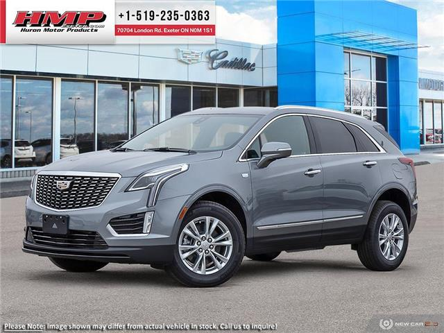 2021 Cadillac XT5 Luxury (Stk: 89301) in Exeter - Image 1 of 23