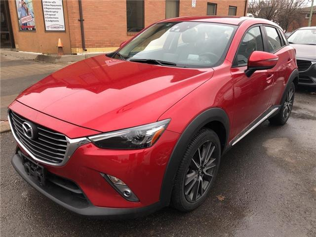 2017 Mazda CX-3 GT (Stk: 85689A) in Toronto - Image 1 of 19