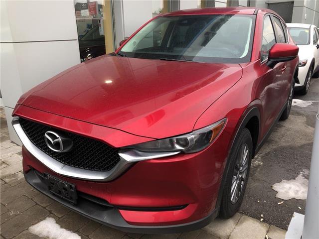 2018 Mazda CX-5 GS (Stk: P3265) in Toronto - Image 1 of 17
