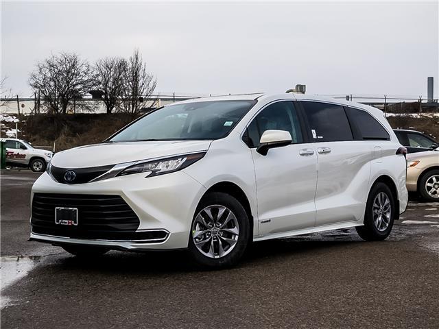 2021 Toyota Sienna  (Stk: 14009) in Waterloo - Image 1 of 21