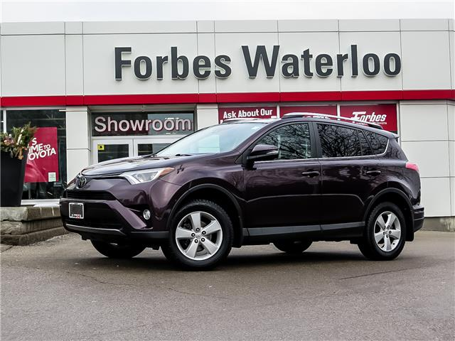 2017 Toyota RAV4  (Stk: 136A) in Waterloo - Image 1 of 25