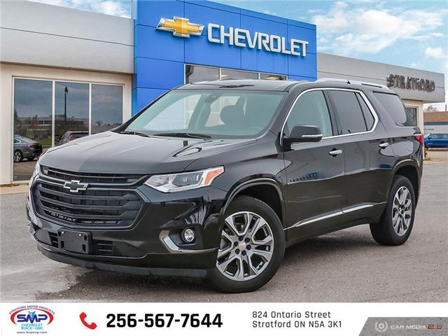 2020 Chevrolet Traverse Premier (Stk: SL655) in Stratford - Image 1 of 27