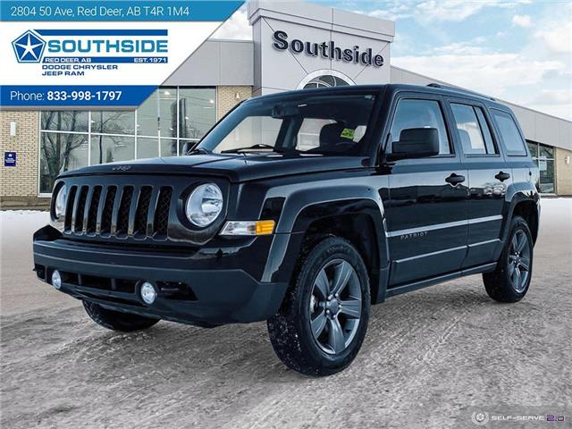 2017 Jeep Patriot Sport/North (Stk: JC2006A) in Red Deer - Image 1 of 24