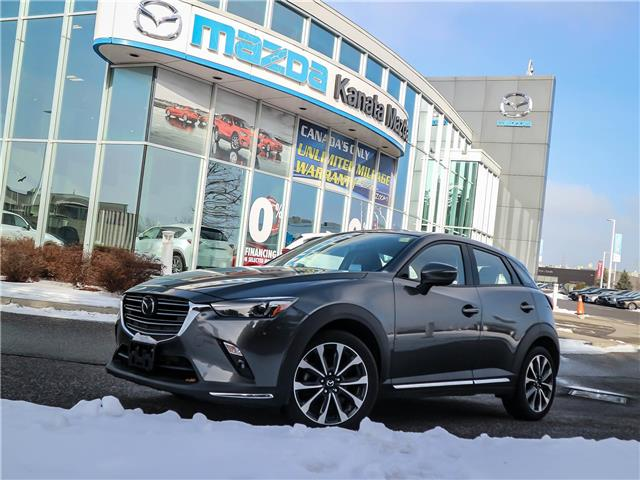 2019 Mazda CX-3 GT (Stk: M1062) in Ottawa - Image 1 of 30
