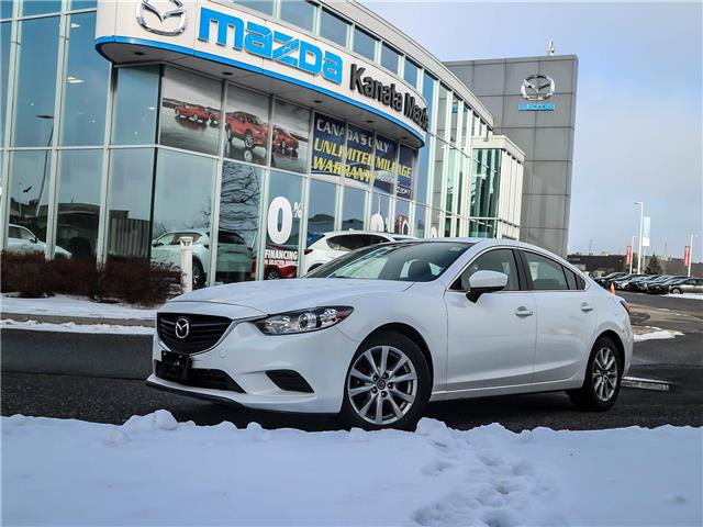 2017 Mazda MAZDA6 GS (Stk: 11840A) in Ottawa - Image 1 of 26