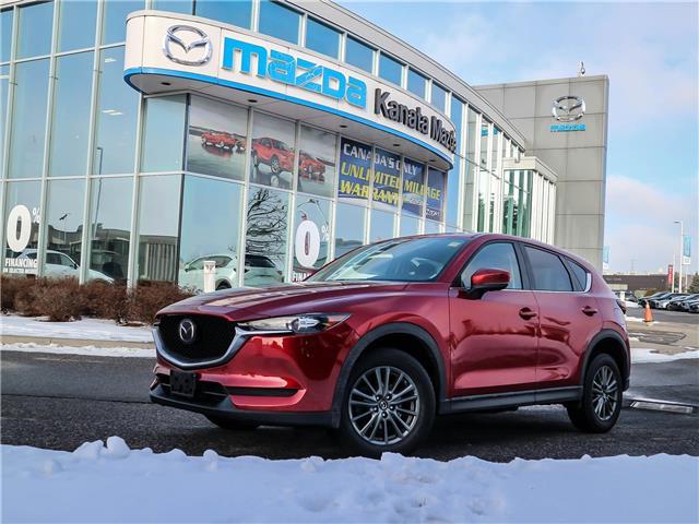 2018 Mazda CX-5 GS (Stk: 11843A) in Ottawa - Image 1 of 30