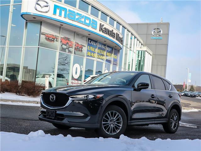 2019 Mazda CX-5 GS (Stk: M1100) in Ottawa - Image 1 of 29