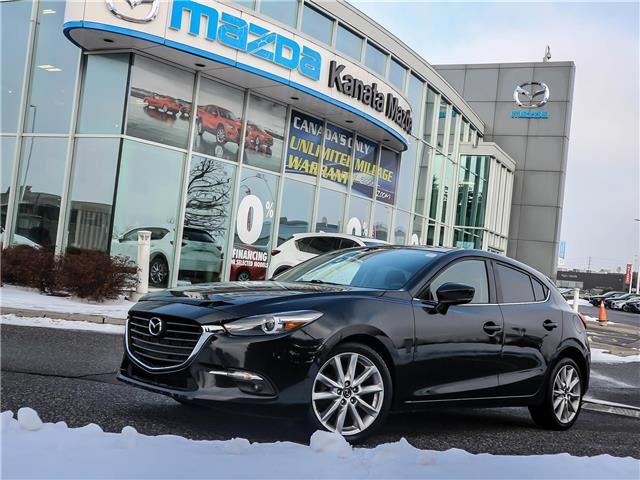 2018 Mazda Mazda3 Sport GT (Stk: M1105) in Ottawa - Image 1 of 28