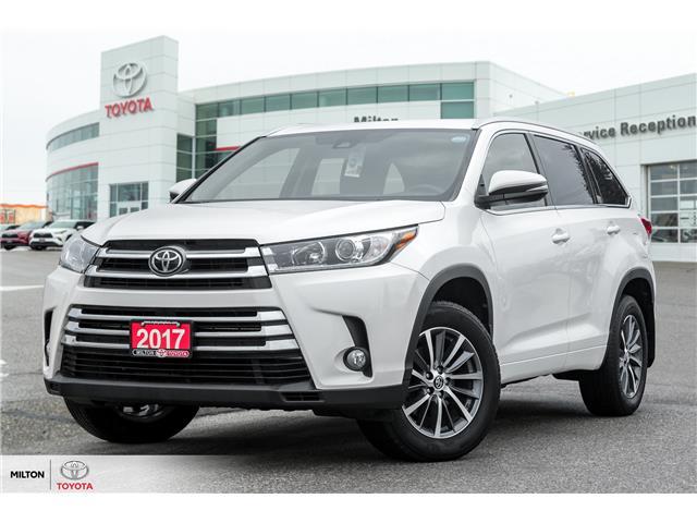2017 Toyota Highlander XLE (Stk: 362403) in Milton - Image 1 of 23