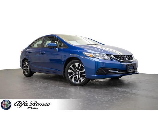 2014 Honda Civic EX (Stk: P1135) in Ottawa - Image 1 of 22