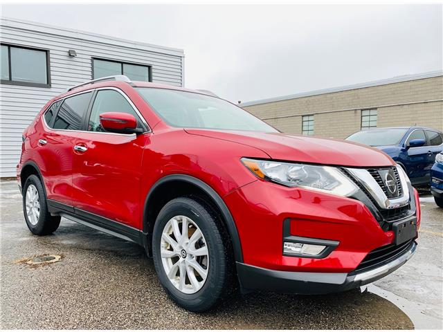 2017 Nissan Rogue SV (Stk: N1111B) in Thornhill - Image 1 of 19