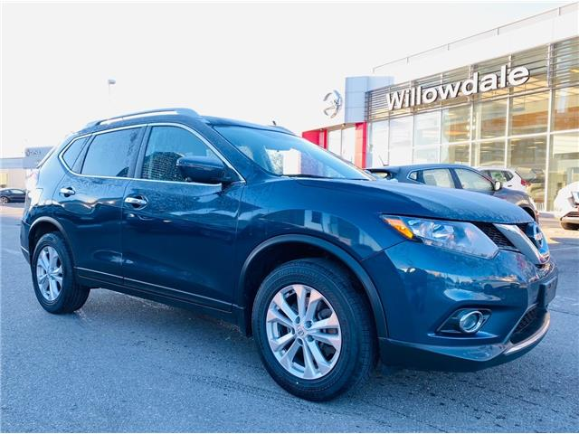 2016 Nissan Rogue SV (Stk: H9483A) in Thornhill - Image 1 of 19