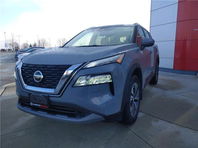 2021 Nissan Rogue SV (Stk: MC699711) in Bowmanville - Image 1 of 21