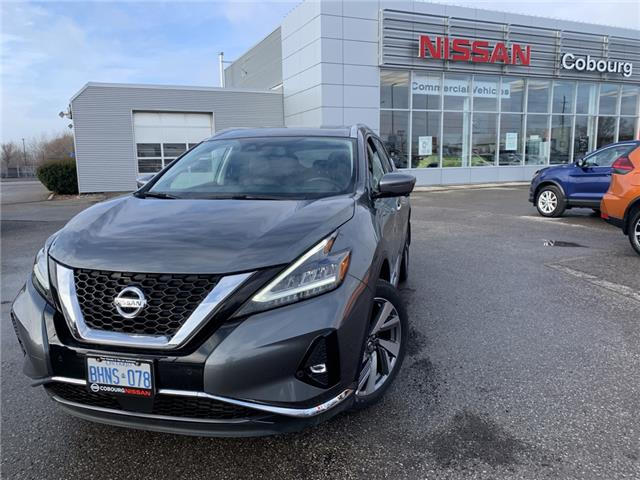 2020 Nissan Murano SL (Stk: CLN126596) in Cobourg - Image 1 of 23