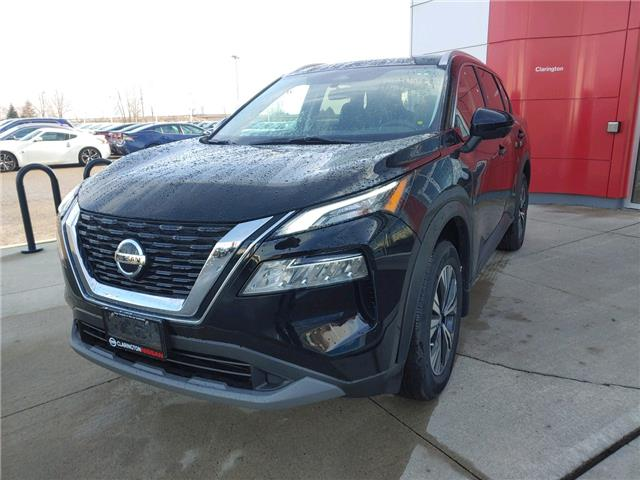 2021 Nissan Rogue SV (Stk: MC670087) in Bowmanville - Image 1 of 20