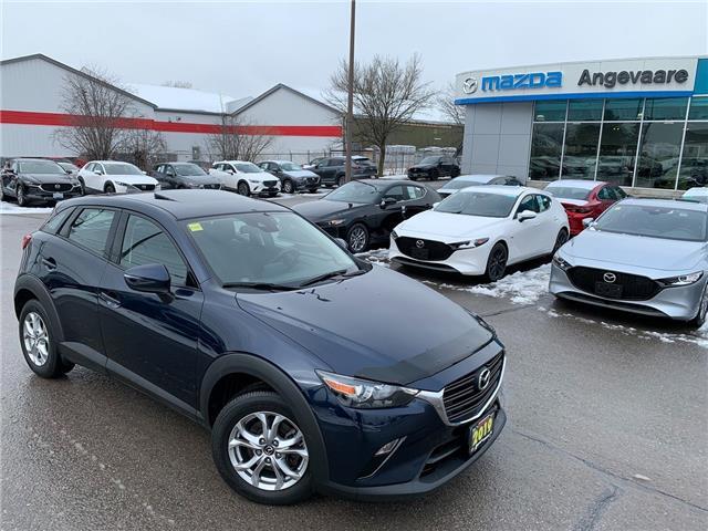 2019 Mazda CX-3 GS (Stk: 1722) in Peterborough - Image 1 of 12