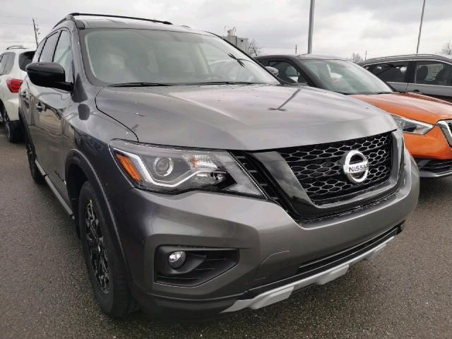 2020 Nissan Pathfinder SV Tech (Stk: CLC648881) in Cobourg - Image 1 of 4