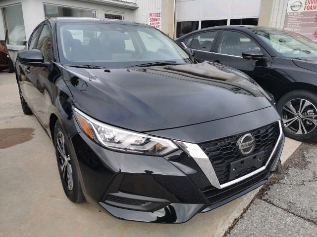2020 Nissan Sentra SV (Stk: CLY301482) in Cobourg - Image 1 of 3