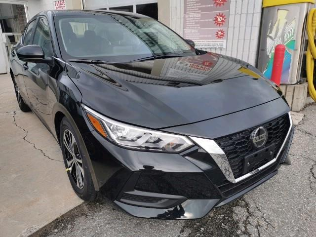 2020 Nissan Sentra SV (Stk: CLY297585) in Cobourg - Image 1 of 3