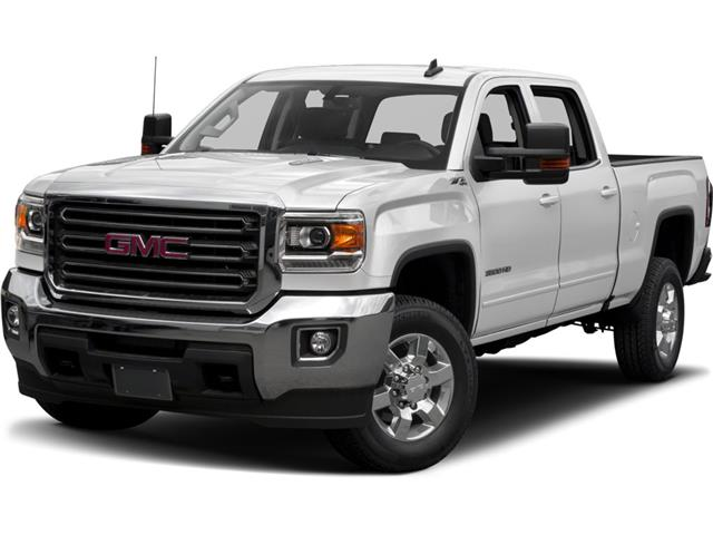2018 GMC Sierra 3500HD SLE (Stk: 21-241A) in Kelowna - Image 1 of 1