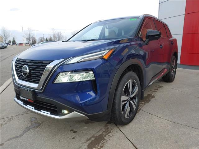 2021 Nissan Rogue Platinum (Stk: MW303646) in Bowmanville - Image 1 of 21