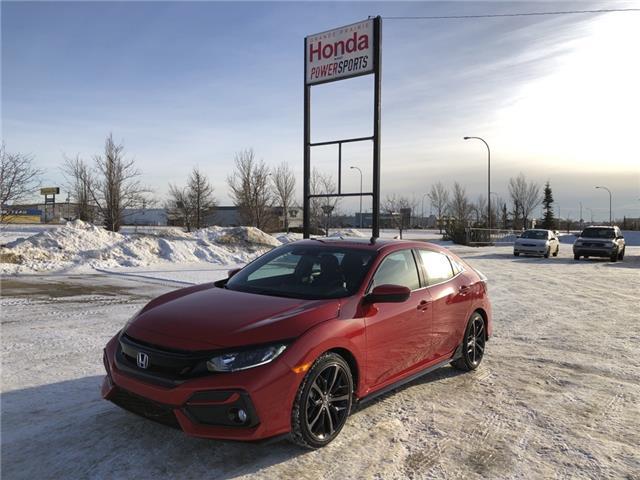 2020 Honda Civic Sport (Stk: 20-072) in Grande Prairie - Image 1 of 26