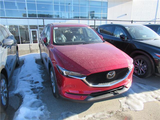 2021 Mazda CX-5 GT w/Turbo (Stk: M3142) in Calgary - Image 1 of 1