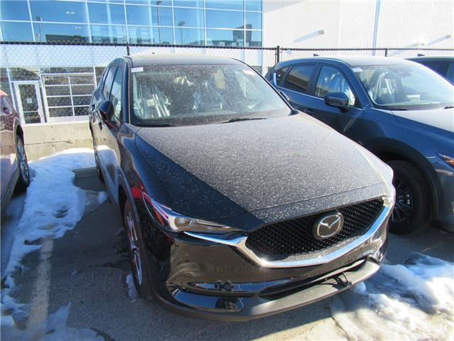 2021 Mazda CX-5 Signature (Stk: M3071) in Calgary - Image 1 of 1