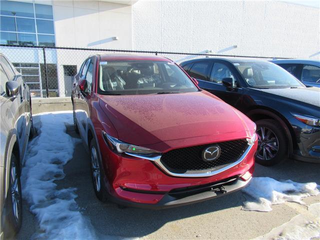 2021 Mazda CX-5 GT w/Turbo (Stk: M3161) in Calgary - Image 1 of 1