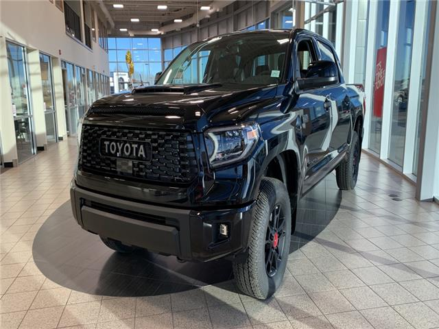 2021 Toyota Tundra SR5 (Stk: DY0575) in Medicine Hat - Image 1 of 24