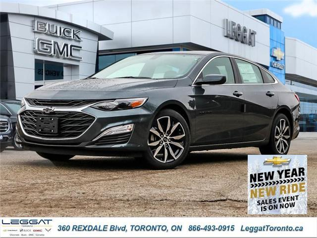 2021 Chevrolet Malibu RS (Stk: 052991) in Etobicoke - Image 1 of 24