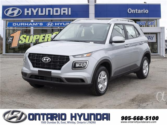 2021 Hyundai Venue Preferred (Stk: 085072) in Whitby - Image 1 of 19