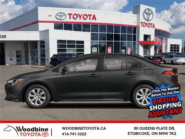 2021 Toyota Corolla LE (Stk: 21-225) in Etobicoke - Image 1 of 1