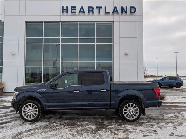2018 Ford F-150 Limited (Stk: LSC084A) in Fort Saskatchewan - Image 1 of 30