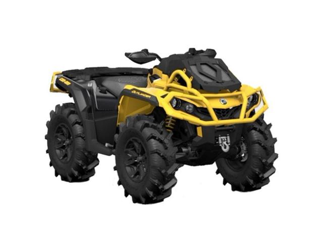 New 2021 Can-Am Outlander X mr 850 Neo Yellow & Black   - YORKTON - FFUN Motorsports Yorkton