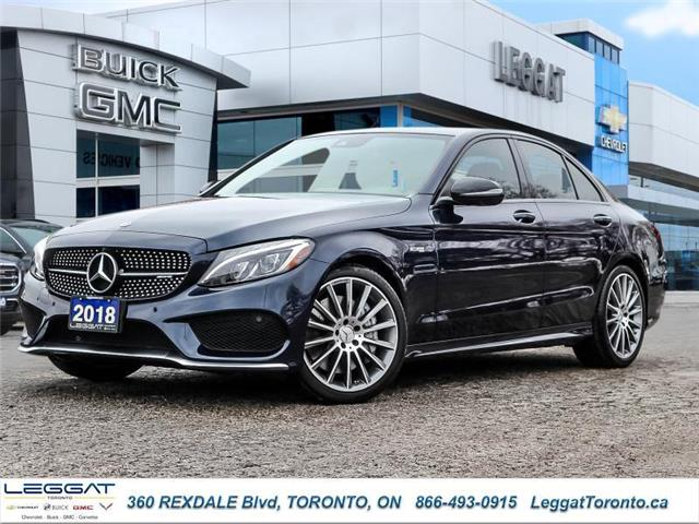2018 Mercedes-Benz AMG C 43 Base (Stk: 160116A) in Etobicoke - Image 1 of 29