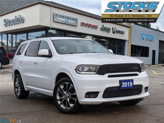 2019 Dodge Durango GT (Stk: 35702) in Waterloo - Image 1 of 29
