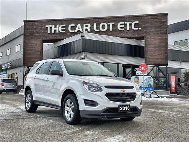 2016 Chevrolet Equinox LS (Stk: 20663) in Sudbury - Image 1 of 24