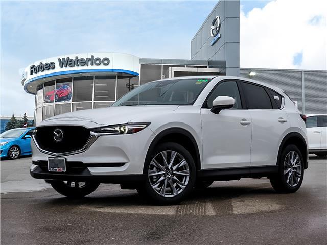 2021 Mazda CX-5 GT w/Turbo (Stk: M7146) in Waterloo - Image 1 of 16