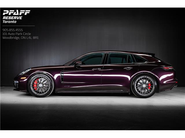 2019 Porsche Panamera Sport Turismo GTS (Stk: CC001) in Woodbridge - Image 1 of 20