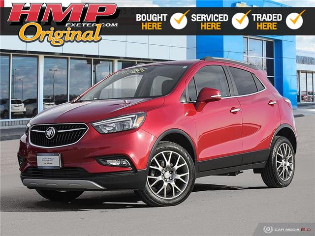 2018 Buick Encore Sport Touring (Stk: 79958) in Exeter - Image 1 of 27