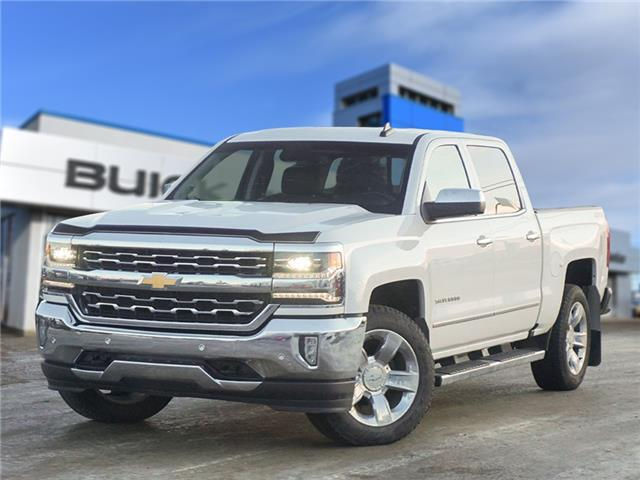 2018 Chevrolet Silverado 1500 1LZ (Stk: T21-1687A) in Dawson Creek - Image 1 of 15