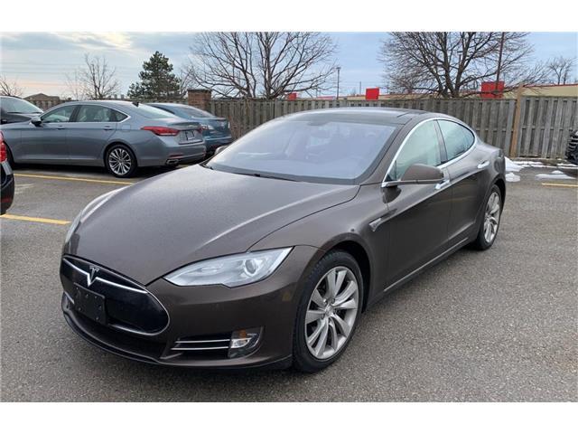 2014 Tesla Model S PERFORMANCE (Stk: 98781) in London - Image 1 of 5