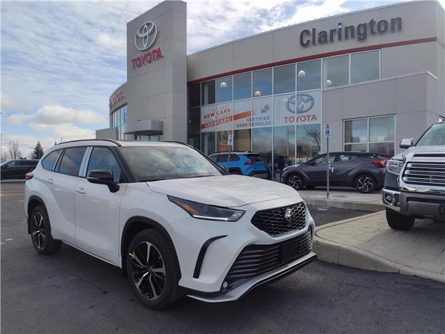 2021 Toyota Highlander XSE (Stk: 21259) in Bowmanville - Image 1 of 7