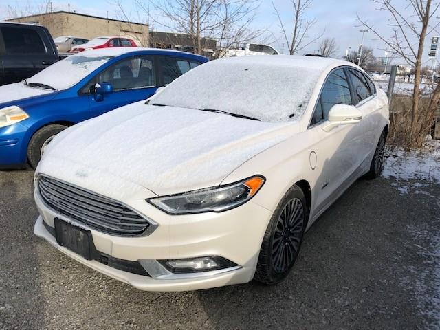2017 Ford Fusion Energi SE Luxury (Stk: 173033) in Milton - Image 1 of 1